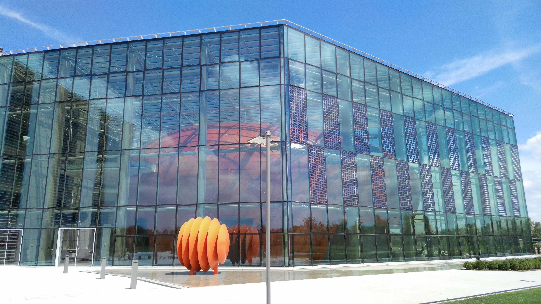 ELI Alps 3 látogató épület